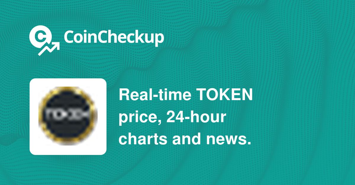 Swaptoken Price Today Market Cap Token Price Chart Coincheckup